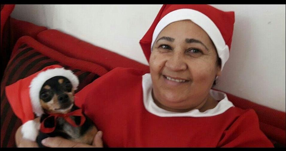 Aparecida do Nascimento Conceição, de Foz do Iguaçu (PR)