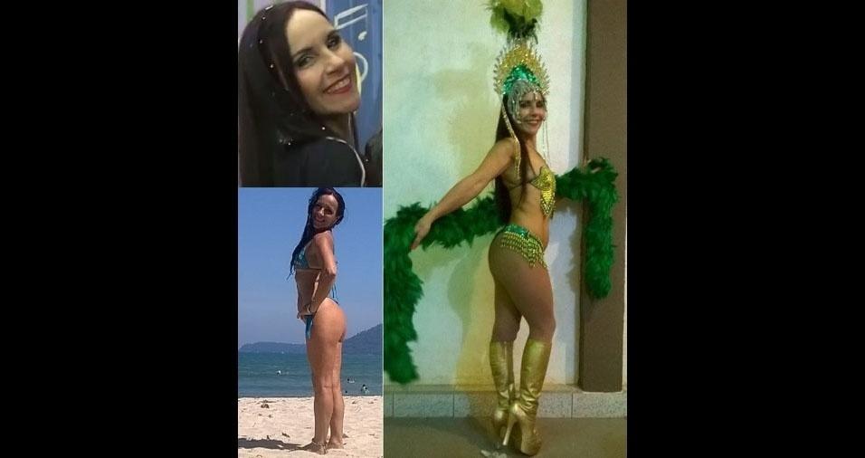 Diva Thomé, 58 anos, de São Caetano do Sul (SP)