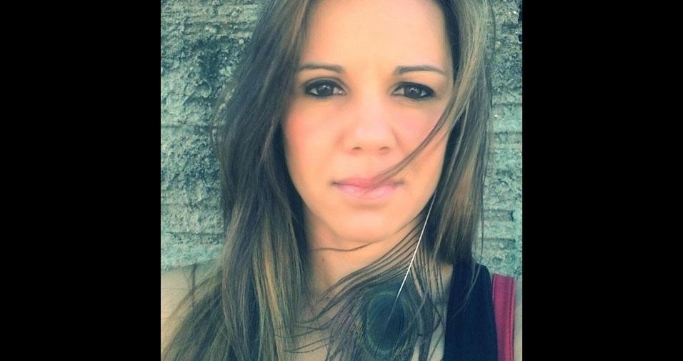 Vânia de Oliveira, 37 anos, de Londrina (PR)