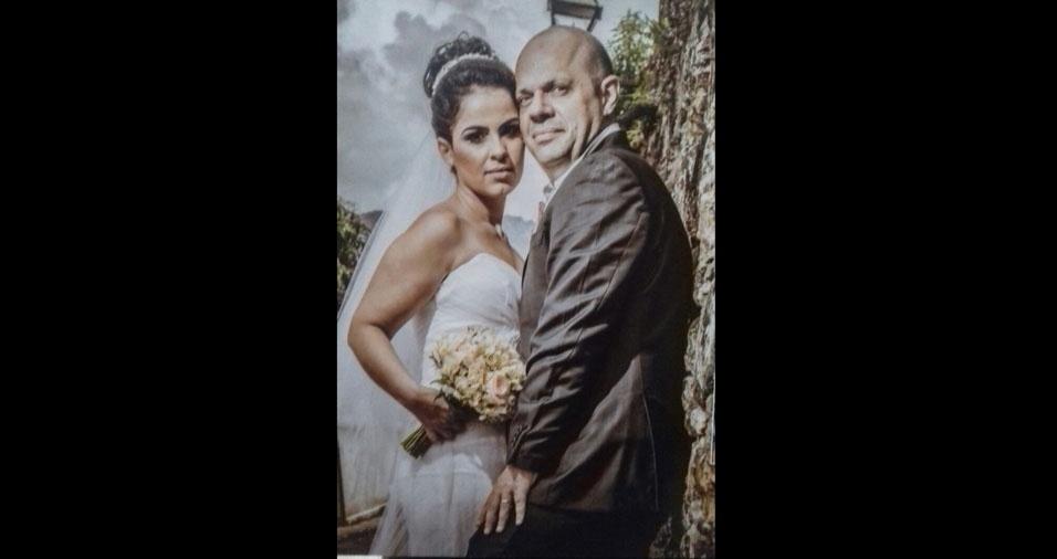 Enzio Mucci Peluzio e Belizane Martins Mucci se casaram em 3 de outubro de 2015, em Viçosa (MG). O pós casamento foi em Ouro Preto (MG)