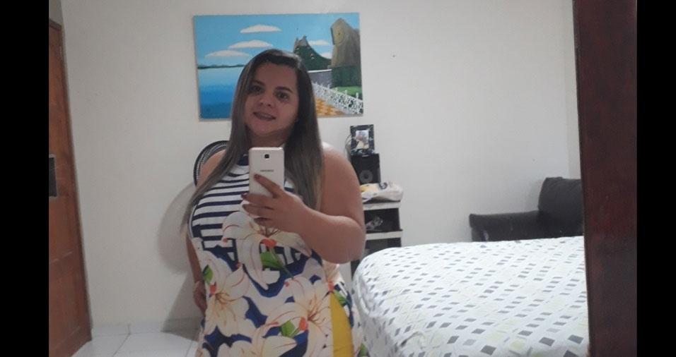 Ana Karina de Sousa, 31 anos de Fortaleza (CE)