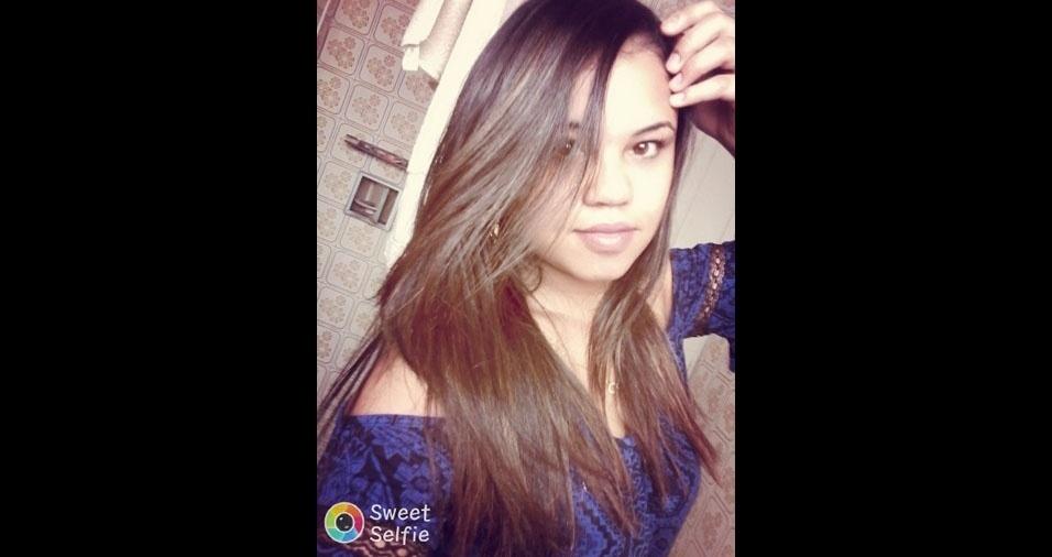 Eide Cristina, 21 anos, de São Paulo (SP)