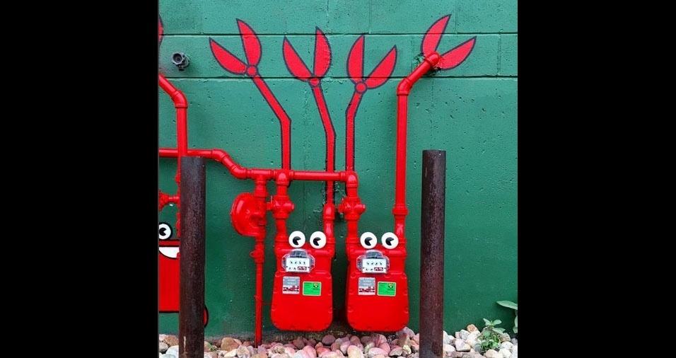 45. Medidores de gás