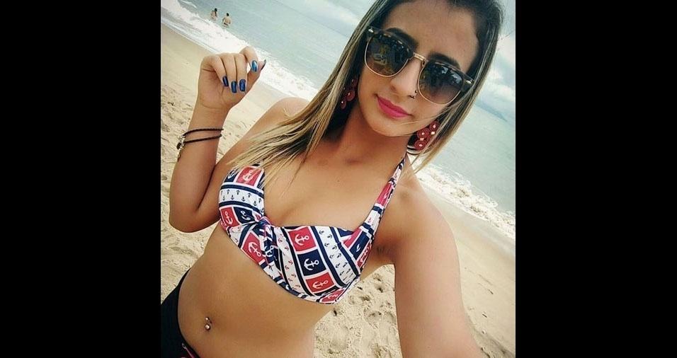 Alessandra Expedita, 19 anos, de Camanducaia (MG)