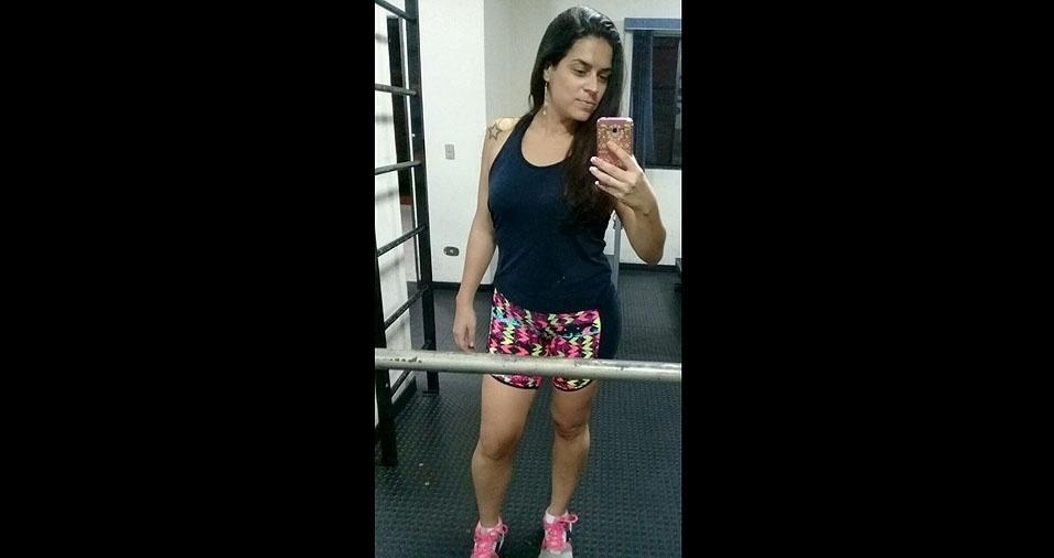 Michele Vaquero, 31 anos, de São Paulo (SP)
