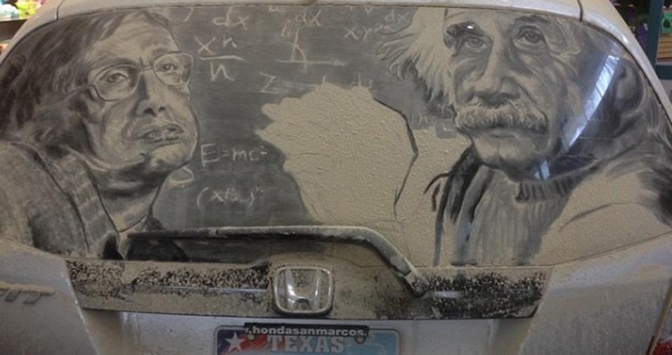 25. Dois gênios e algo em comum: a sujeira
