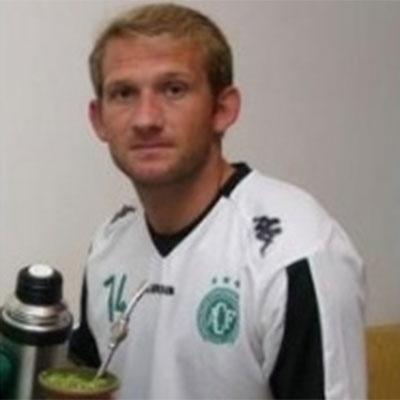 Eduardo Preuss, o Cadu Gaúcho, era membro da comissão técnica da Chapecoense