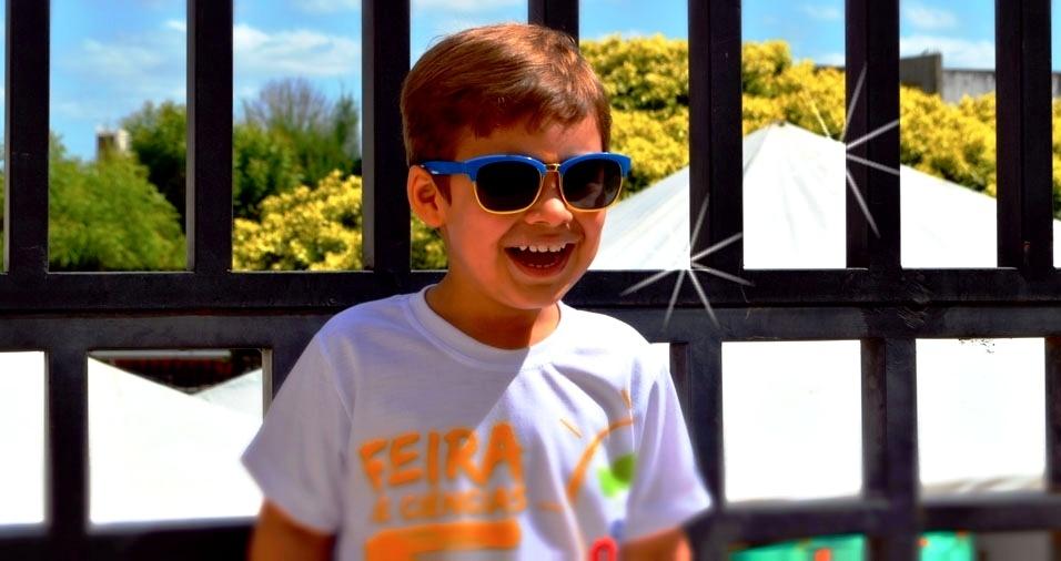 Henrique e Neidinha enviaram foto do filho Pedro Henrique