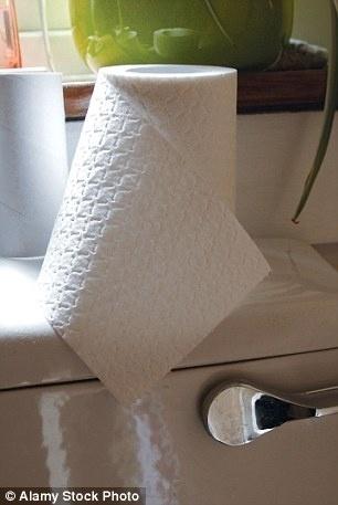 3.dez.2015 - Deixar o papel higiênico em cima da caixa do vaso sanitário é uma ação reprovada pelo especialista em etiqueta William Hanson. Segundo ele, esse hábito não ocorre entre as classes mais altas