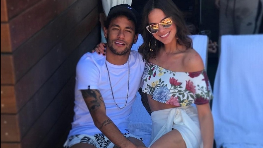 Neymar Jr. e Bruna Marquezine - Reprodução/Instagram @neymarjr