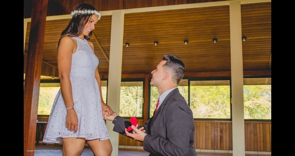 Davi Samuel e Fernanda Medina casaram-se no dia 8 de outubro de 2016, em Extrema (MG)