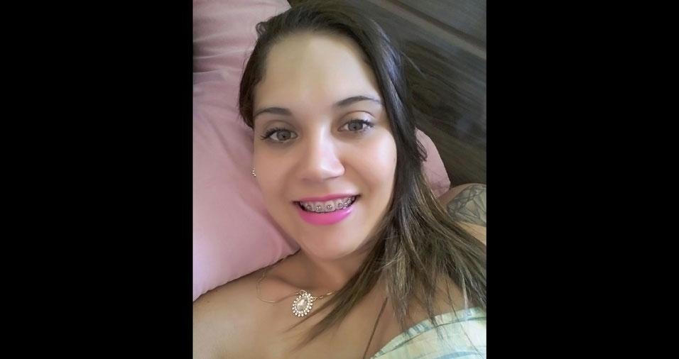 Tania Carolina Damacena, 23 anos, de Jaú (SP)
