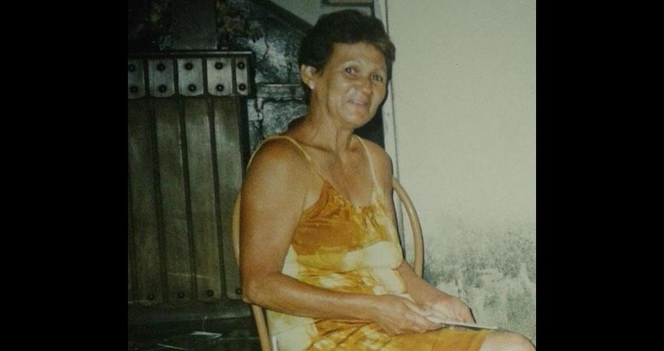 Jeane Cristina, de Belo Horizonte (MG), faz uma homenagem à sua mãe Maria