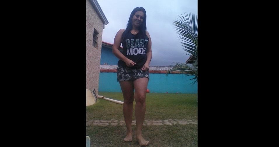 Flavia Lombardi, 44 anos, de São Paulo (SP)