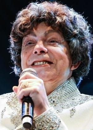 Cauby morreu no final da noite deste domingo (15) em São Paulo, aos 85 anos - Manuela Scarpa/Photo Rio News - Montagem BOL