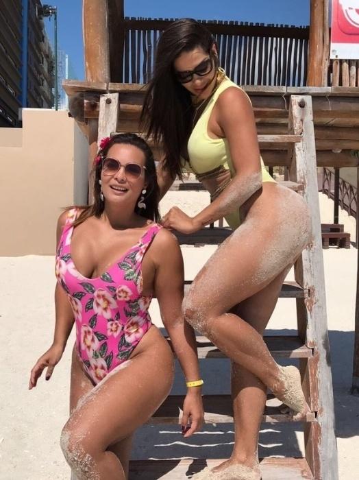 Black girls fucking latino porn