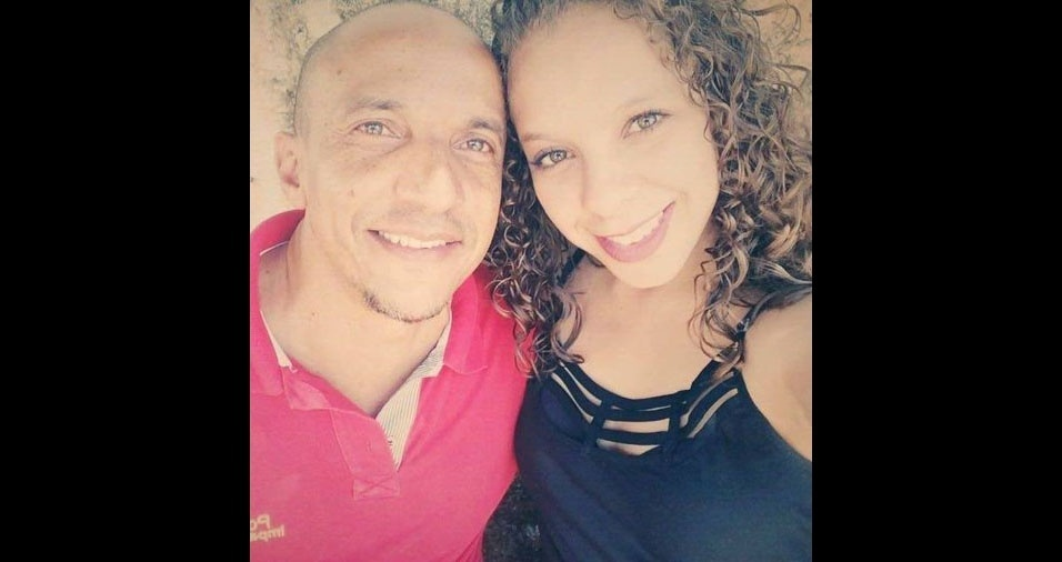 Osvaldo e sua filha Leticia, de Souza (SP)