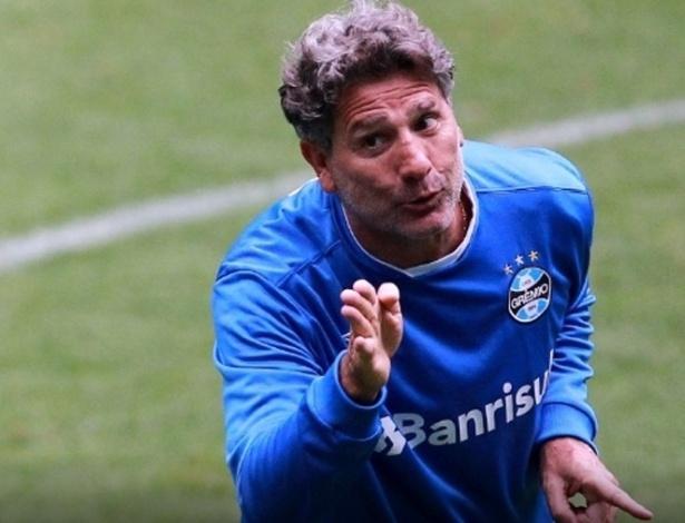 O Flamengo tem a convicção de que contará com Renato Gaúcho muito em breve