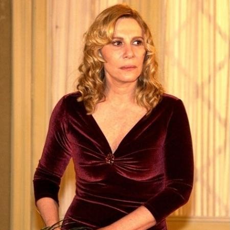 """Nazaré Tedesco, personagem de Renata Sorrah em """"Senhora do Destino"""" - Divulgação Globo"""