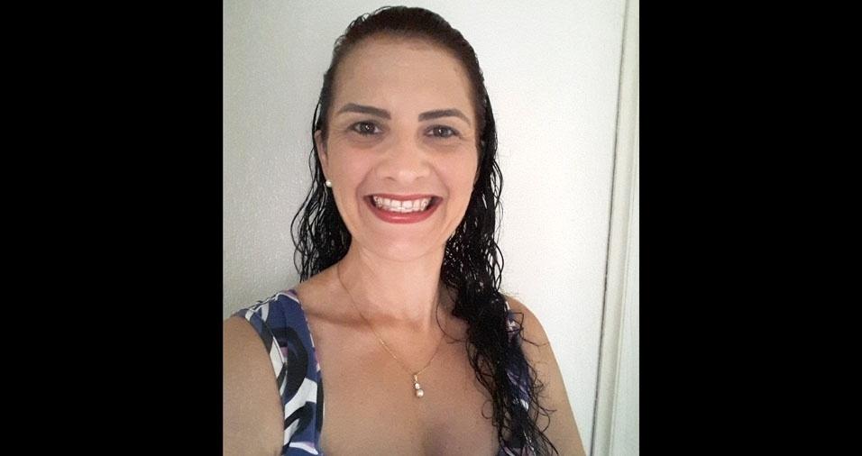 Viviane Marcos, 42 anos, de Tubarão (SC)