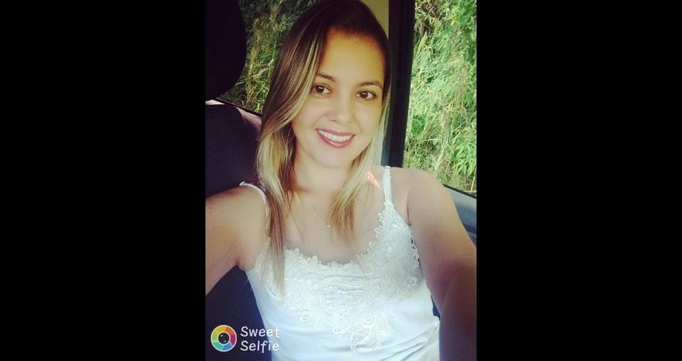 Adelina, 37 anos, de Cruzeiro (SP)