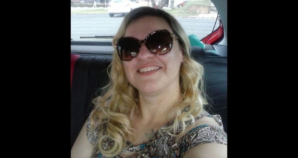 Gláucia Helena, 33 anos, de Eldorado (SP)