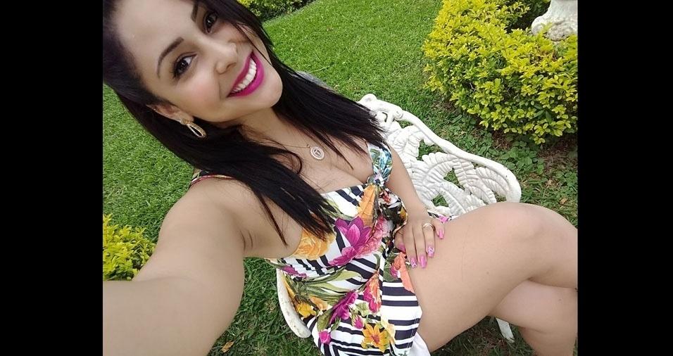 Tatyane Santos, 26 anos, de Erechim (RS)