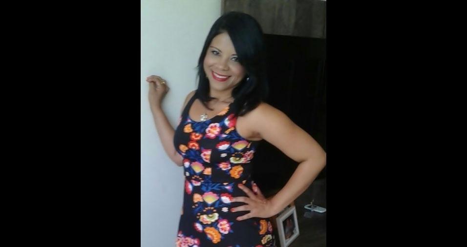Shirley Pinto de Lima, 39 anos, de Salvador (BA)