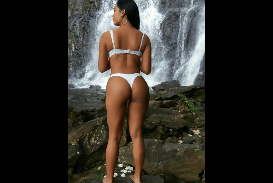 24.jul.2017 - Prisciany Romano, candidata do Amapá