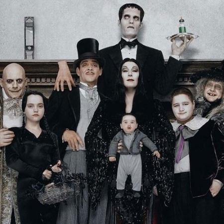 """""""A Família Addams"""", filme de 1991, com horror e humor - Reprodução/themoviedb"""