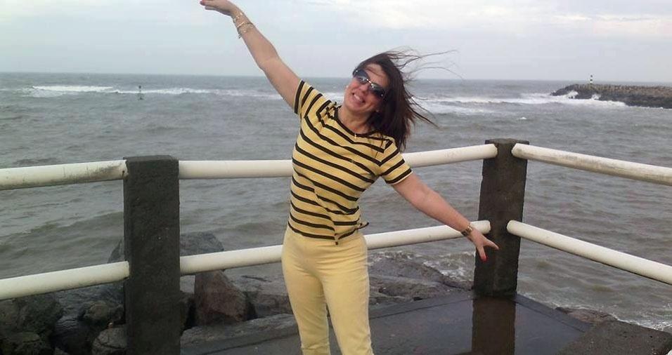 Silvana Barth, 47 anos, de Farroupilha (RS)