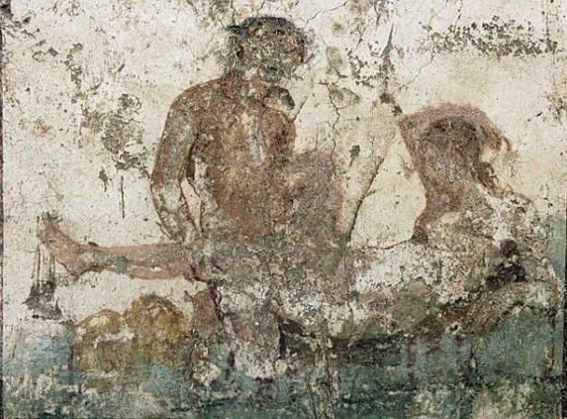 15.dez.2016 - A prostituição era um meio legal de trabalho durante o Império Romano. Acredita-se que as prostitutas precisavam se registrar e pagar impostos