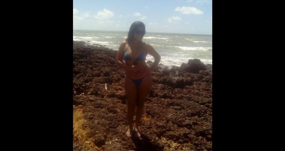 Alessandra Cunha, 41 anos, de Belém (PA)