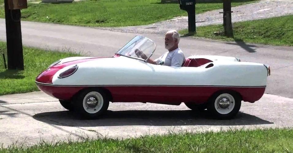 26. Goggomobil DART, 1958