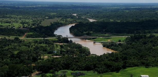 Atualmente, Amazônia Legal está excluída de áreas possíveis para cultivo de cana-de-açúcar, segundo o Zoneamento Agroecológico aprovado pelo governo em 2009 - Reprodução/Sergio Vale/Instituto de Mudanças Climáticas