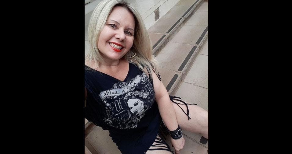 Rafaela Rossetti, 45 anos, de Passo Fundo (RS)