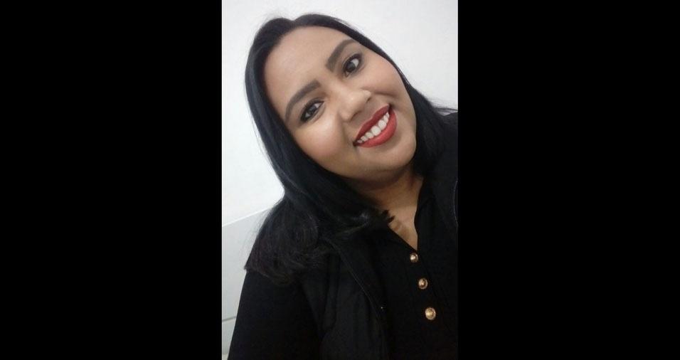 Juliana Nascimento Lima Melo, 27 anos, de Itapecerica da Serra (SP)