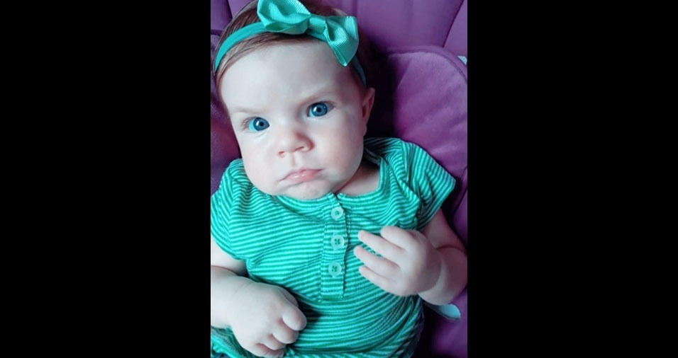Valentina é filha do Alisson Farias Mastrorosa e da Andressa Mastrorosa Farias, de Barueri (SP)