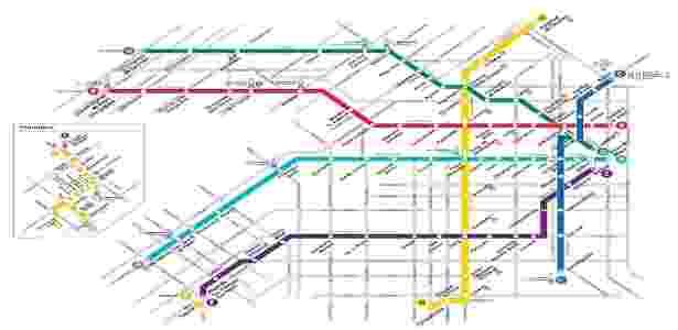 Reprodução/Metrovías Argentina