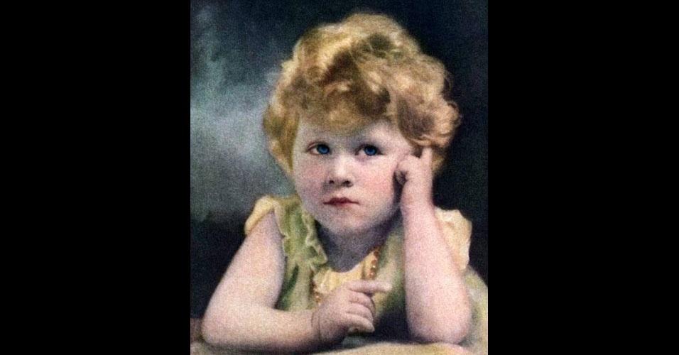 24. Elizabeth 2ª já posou para 129 retratos durante seu reinado, pintados em vários estilos. O primeiro foi em 1929, quando ela tinha apenas três anos