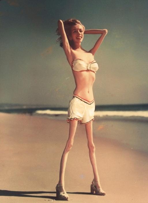 Marilyn Monroe, por Mzpresto