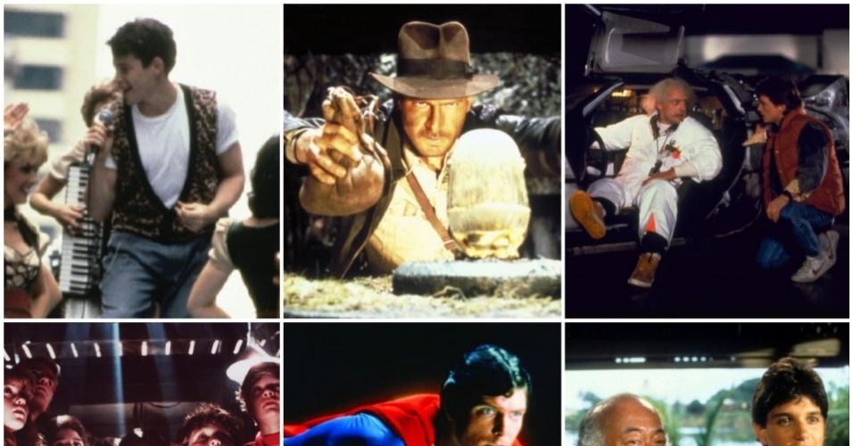 Os 130 Filmes Que Marcaram Suas Tardes Nos Anos 70 80 90