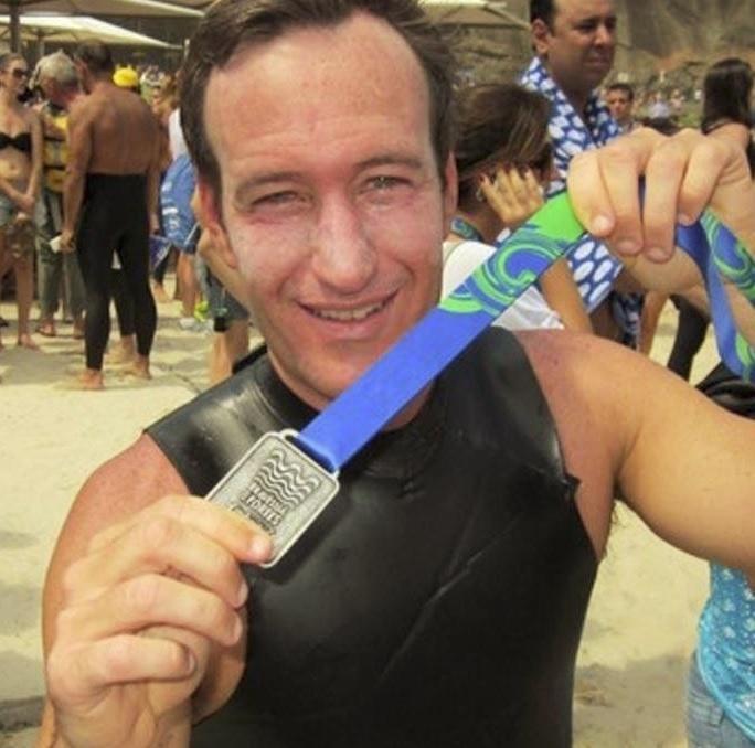 Guilherme Van der Laars, da TV Globo