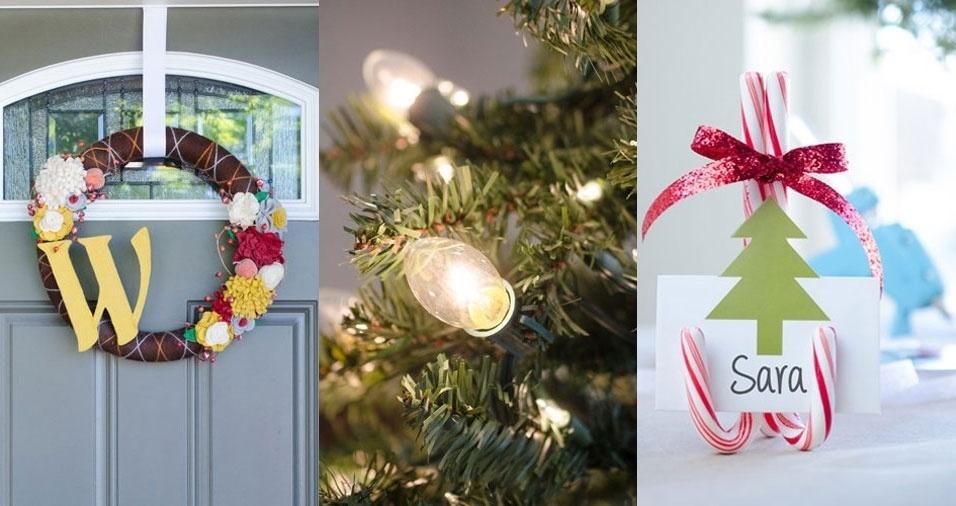 Vai receber amigos para a ceia de Natal? Veja estas 14 dicas para deixar sua casa mais atraente