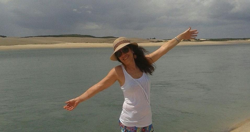 Maria Celida de Lima, 56 anos, de Fortaleza (CE)