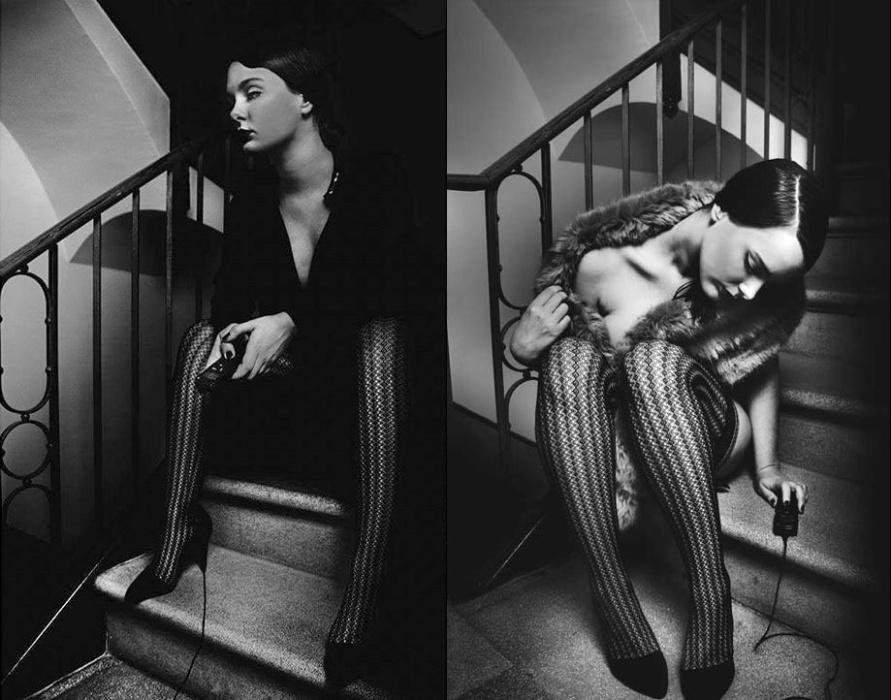 """24.out.2016 - Fotógrafa espanhola Montse Capel gosta de """"traduzir a sensualidade do imperfeito na fotografia"""""""
