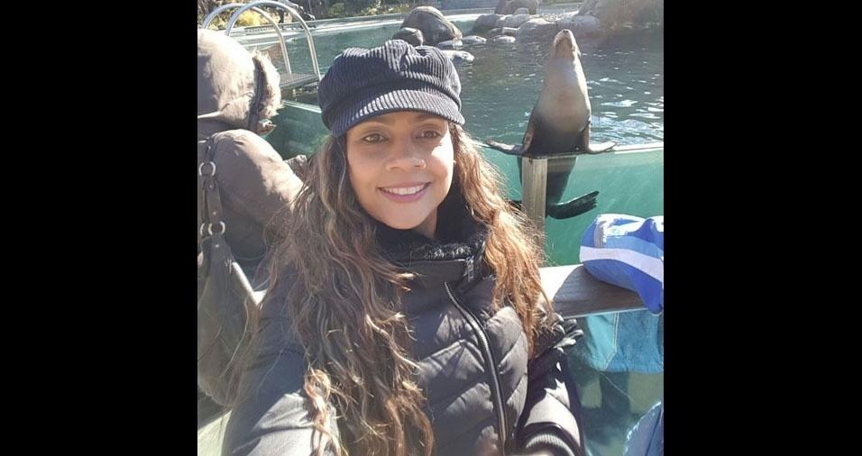 Taciana Marinho Rodrigues, 39 anos, de Maceió (AL)