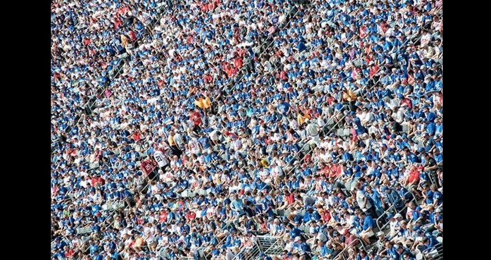 8. Jogos de futebol americano em Nova York