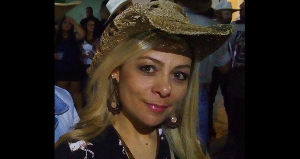 Fábia Vianna, 46 anos, de Vinhedo (SP)