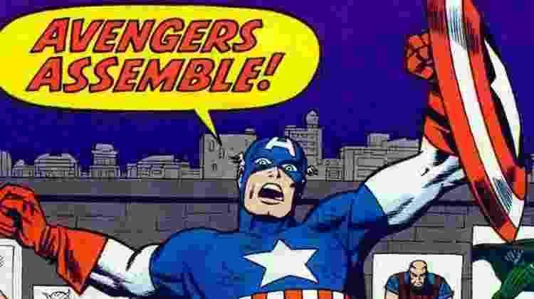 Reprodução/The Avengers #16/Marvel Comics